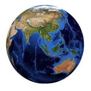 पृथ्वी के बारे में रोचक जानकारियाँ