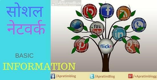 सोशल नेटवर्किंग साइट्स ( Social Networking Sites ) बेसिक जानकारी