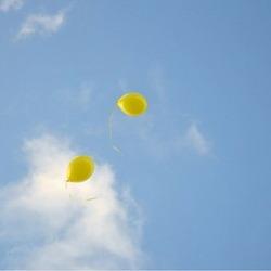 दो गुब्बारे