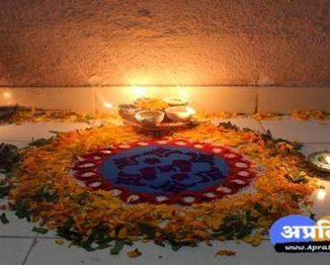 दीपावली पर हिंदी कविता :- मधुर क्षण है आने वाला दीवाली का
