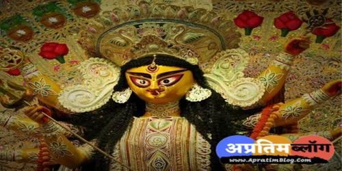 नवरात्रि पर भक्ति गीत कविता
