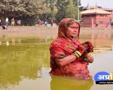 छठ पूजा पर कविता :- जय हो छठ मैय्या | Chhath Puja Par Kavita