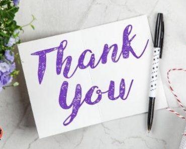 धन्यवाद के लिए कविता | Dhanyawad – Gratitude Poem in Hindi