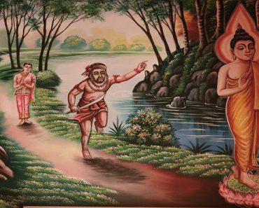 Angulimala Story In Hindi   अंगुलिमाल और महात्मा बुद्ध की कहानी